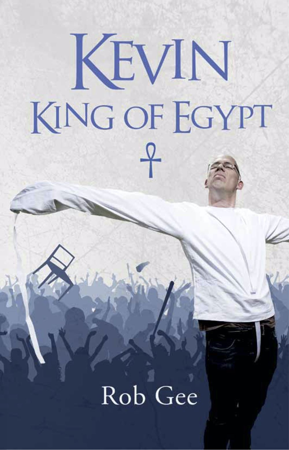 Kevin, King of Egypt - Click to enlarge the image set