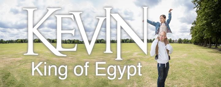 Kevin, King of Egypt